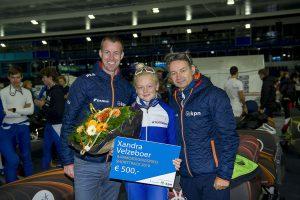 Xandra Velzeboer wint