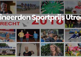 Sportprijs Utrecht 2018